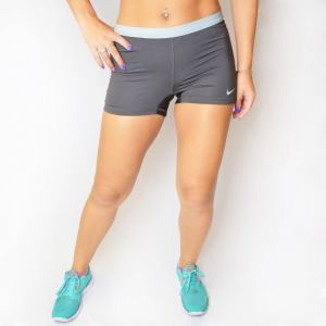 Shorts Nike Slam Cinza