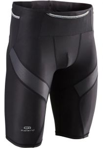 short masculino de corrida trail tight kalenji