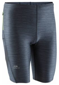 short masculino de corrida run dry plus tight