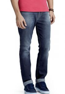HERING CALÇA JEANS CLARO MASCULINA HERING H1K5 - Jeans escur
