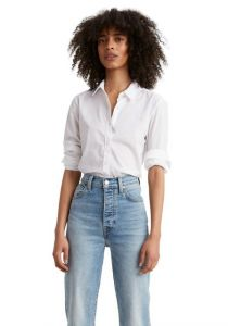 camisa levis the classic bw shirt levi´s