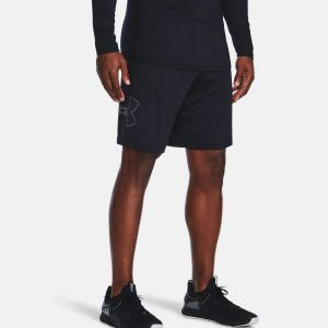 shorts de treino under armour tech graphic