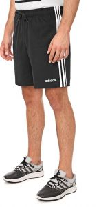 short adidas performance e 3s shrt sj preta adidas performan