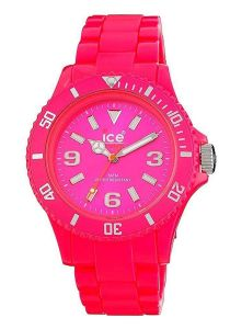 relógio classic fluorescente ice watch - rosa