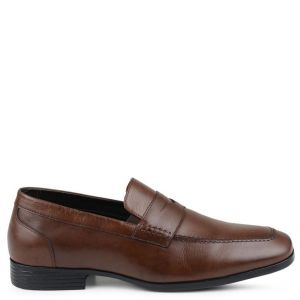 sapato social business slip on scot cafe